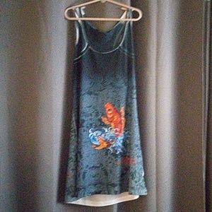 Ed Hardy mini dress